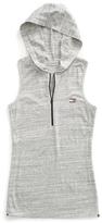 Tommy Hilfiger Final Sale- Sport Hooded Knit Vest