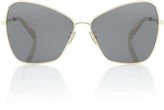 Celine Square metal sunglasses