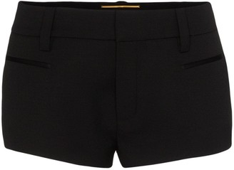 Saint Laurent Micro Tailored Shorts