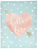 Hello Love (Canvas)