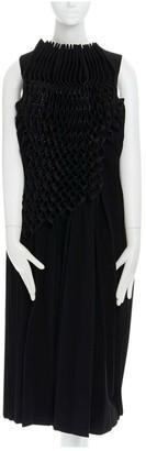 Noir Kei Ninomiya Black Dress for Women