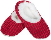 snoozies! Kids Chic-lets Sherpa Fleece Cozy Slippers
