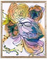Zoe Bios Creative Floral Box Set 1 (Framed Giclee)