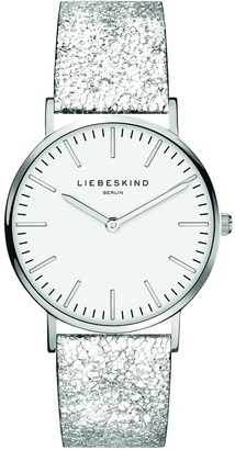Liebeskind Berlin Women's Analogue Quartz Watch with Leather Strap LT-0099-LQ