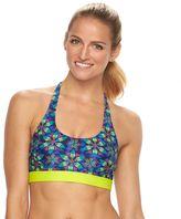 TYR Women's Harlow Geometric Bikini Top