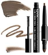 NYX 3-In-1 Brow Pencil - Ash Brown