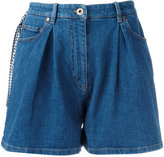 Miu Miu denim shorts