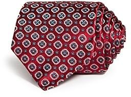 Eton Round Florette Silk Classic Tie