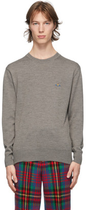 Vivienne Westwood Taupe Classic Sweater
