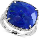 Effy Lapis Lazuli Drama Ring (7-2/3 ct. t.w.) in Sterling Silver