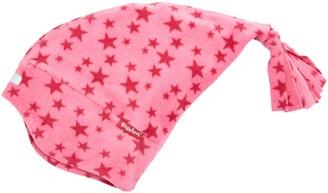 Playshoes Girl's Fleece-Zipfelmutze Sterne Hat