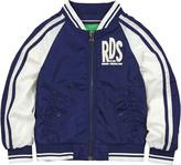 Redskins College-style waterproof cordura jacket