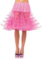 Leg Avenue Neon Pink Petticoat Skirt