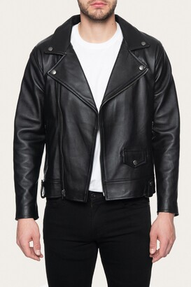 The Frye Company Biker Jacket
