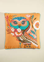 Karma Living Hoot's Asking? Pillow