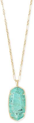 Kendra Scott Reid Faceted Long Pendant Necklace