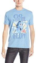 Disney Men's Finding Dory Flow T-Shirt