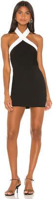 superdown Laurien Cross Front Dress