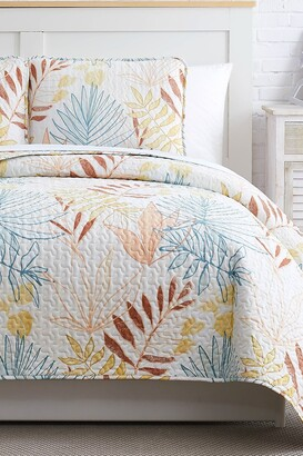 SouthShore Fine Linens Luxury Collection Oversized Quilt 3-Piece Set - Full/Queen