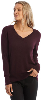 Basque V-Neck Jumper