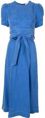 Alice McCall Eyes On You tie waist dress