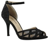 J. Renee Women's Mataro Embellished Ankle Strap Pump