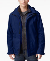 Weatherproof Men's Hooded Active Bib Jacket