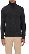 Michael Kors Men's Turtleneck Sweater-DARK GREY