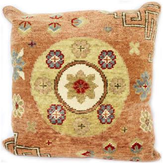 Bashian Maguire Pillow, Rust, 2'x2'