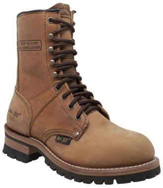 "AdTec Women 9"" Logger Boot Women Shoes"