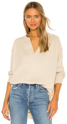 Free People Owen Thermal Top
