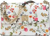 Nine West Women's Baldree Small Floral Shoulder Bag