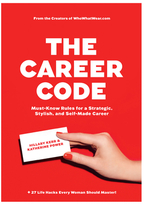 Abrams The Career Code: Must-Know Rules for a Strategic, Stylish, and Self-Made Career
