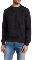 Joe Fresh Camo Crew Neck Pullover