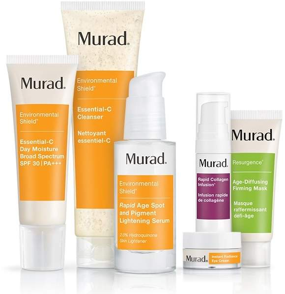 Murad Rapid Lightening 90-Day Kit