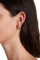 Jules Smith Designs Triangle Stone Earrings