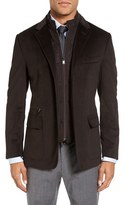 Corneliani Men's Classic Fit Jacket
