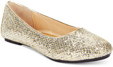 Ivanka Trump Girls' or Little Girls' Park Ballerina Flats