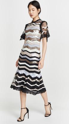 Needle & Thread Alaska Midi Dress