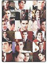 "ACEACE Blaine Anderson Glee Custom Fleece Blanket 58""x 80"""