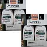 Aveeno 4 Pack Wholesale Lot Active Naturals Daily Moisturizing Lotion, 20 FL. OZ