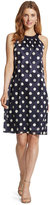 Chico's Retro Dot Sleeveless Dress
