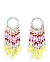 BaubleBar Women's Yasmine Drop Earrings