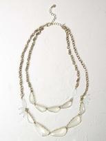 White Stuff Blossom necklace