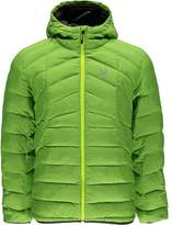 Spyder Geared Hooded Insulated Jacket