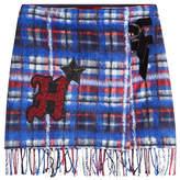 Tommy Hilfiger Mini Skirt with Appliqués