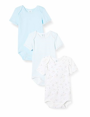 Sanetta Baby Girls' Body 3er Pack Romper