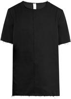 Damir Doma Twain cotton-gabardine T-shirt
