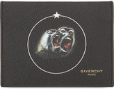 Givenchy Monkey Brothers Card Holder