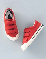 Boden Velcro Canvas Sneakers